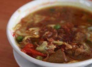 Tongseng Mentok Wisata Kuliner Solo