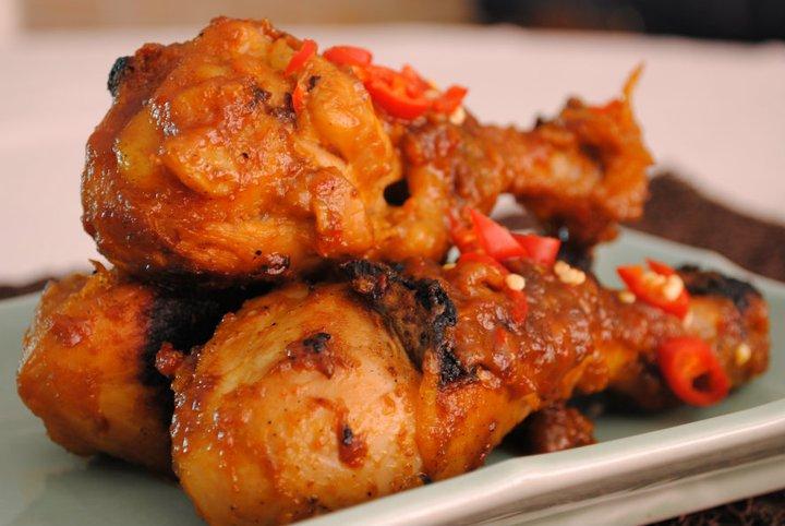 Ayam Paniki yang Pedas dan Gurih