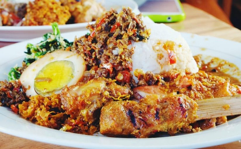 Nasi Ayam Bu Oki (Sumber : httpwww.missnidy.com)