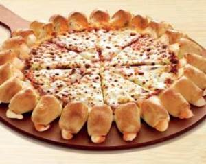 Menu Pizza Hut Deluxe Cheese